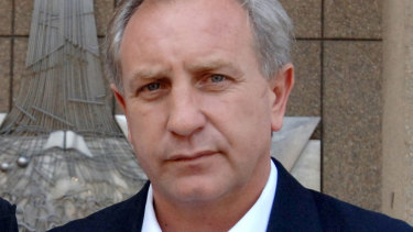 Sydney businessman Michael McGurk was shot dead outside his Cremorne house on September 3, 2009.