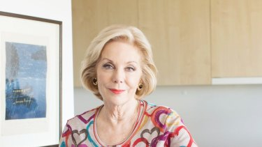 ABC chairwoman Ita Buttrose.