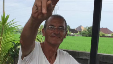 Rob Pedretti died after being attacked by a shark at Salt Beach near Kingscliff on Sunday morning.