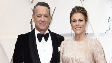 Tom Hanks and Rita Wilson were in Australia when they were both diagnosed with COVID-19 in March.
