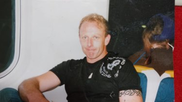 Daniel Harvey, who was found dead in his room at MITA detention centre on Monday morning.