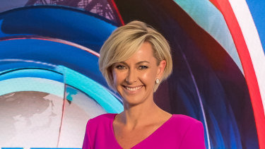 Nine News presenter Deborah Knight is among those caught up in the fake celebrity endorsement scams.