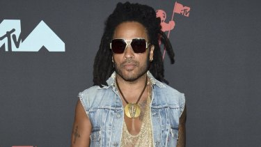 TEG was touring Lenny Kravitz in Australia in April but has postponed until next year.