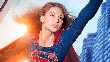 One of Greg Berlanti's slate of TV shows, Warner Bros' Supergirl.