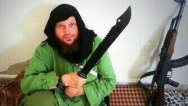 New Zealander Mark Taylor inadvertently gave away Islamic State's position when tweeting about his adventures. He is reportedly being held in a Kurdish jail.