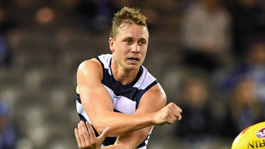 Mitch Duncan will be a Cat for life with his new deal.