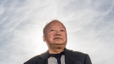Sunny Duong was charged on Thursday with preparing a foreign interference act.