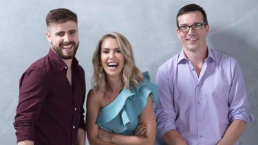 Hit105's Stav, Abby and Matt host the most popular breakfast show in Brisbane.