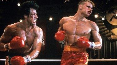 Rocky on Stan.