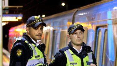 The opposition has promised to deploy 100 PSOs at railway stations in daylight hours.