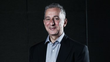 Former McDonald's Australia, Target and Kmart chief executive Guy Russo is an investor in Guzman y Gomez and chairman of the board.