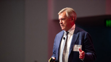 """Peter Warnes of Morningstar: """"There is no V [recovery] out there and that is what the financial markets have been running on."""""""