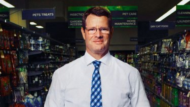 Grant O'Brien held the top job at Woolworths for four years and his resignation was made in the months following a disappointing half-year December result and mounting losses from Masters.