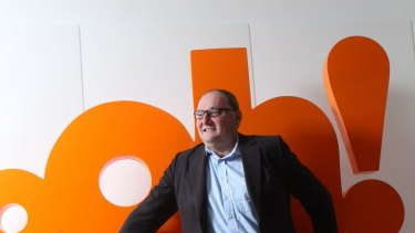 Brendon Cook founded oOh!media in 1989.