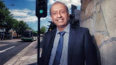 Dr Ali Khan also won an upper house spot for TMP. He holds a doctorate in economics.