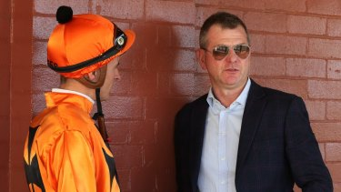 Trainer Kris Lees has a busy day ahead at Cessnock.