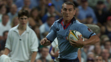 Mat Rogers: 'I worry about the club that dad played for and I played for.'