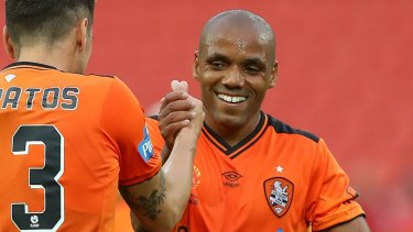 Henrique is calling a day on his Brisbane Roar career.