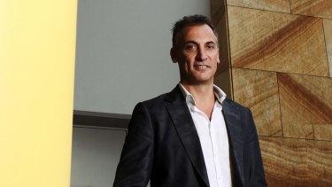 Australian Community Media executive chairman Antony Catalano has met staff strike threats with blunt words.