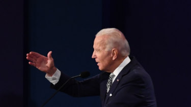 At the debate against Joe Biden, Donald Trump taunted the Democratic nominee for being gratuitously careful, in his estimation.