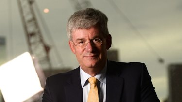 Economist Saul Eslake