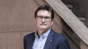 """Industry Super Australia chair Greg Combet noted the sector helped stabilise the national economy during the global financial crisis and said industry funds """"can play this role again""""."""