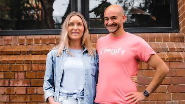 Zenify founder Adonis Sakatis is bringing his mission to life