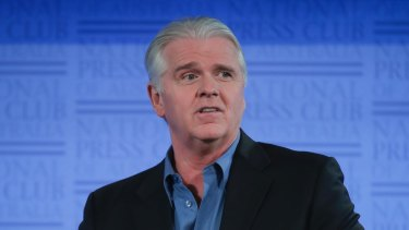 Former NBN chief executive Bill Morrow rescued a failing project.