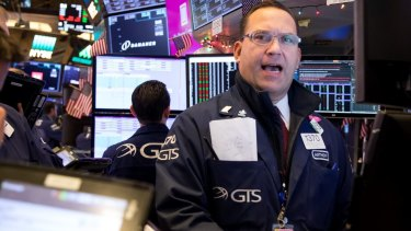Dead cat bounce or phoenix rising from the ashes? US markets staged a massive rally overnight.
