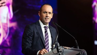 Fremantle CEO Simon Garlick said the club was disappointed in the players.