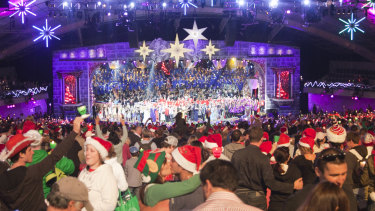 Melbourne's Carols by Candlelight will go ahead this year but without a live crowd.