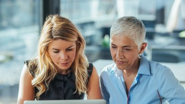 When stereotypes are broken down, there is much value in intergenerational interactions at the workplace.