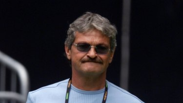 Nick Philippoussis was charged with several counts of molesting young girls.