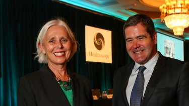 Paula Dwyer and Gordon Ballantyne will be under pressure to provide a positive story at Healthscope's annual meeting on Wednesday.
