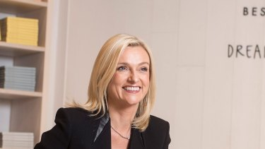 Kikki.K, founded by Swedish entrepreneur Kristina Karlsson in 2001, fell into administration in March.