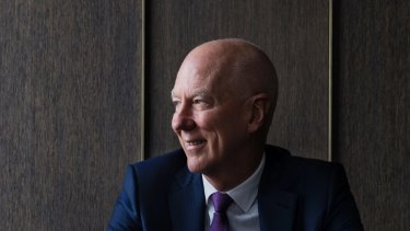 Healius CEO Dr Malcolm Parmenter.