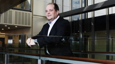 ResMed boss Mick Farrell has been watching as second waves of coronavirus emerge across the globe.