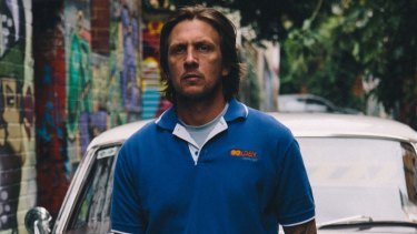 Poignant nomination: a month after his death, Damian Hill is up for best actor for West of Sunshine.