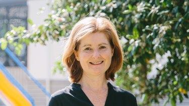 One big community: School director Dianne Dowson.
