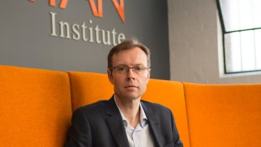 The Grattan Institute's Andrew Norton said some of the people owing more than $100k might have finished their studies two decades ago but had never got to the stage of repaying the loan.