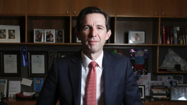 Trade Minister Simon Birmingham says Australia won't capitulate on Europe demands.