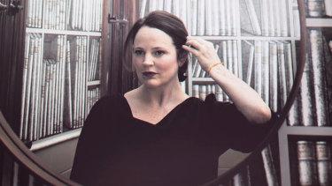 The late crime writer Michelle McNamara.
