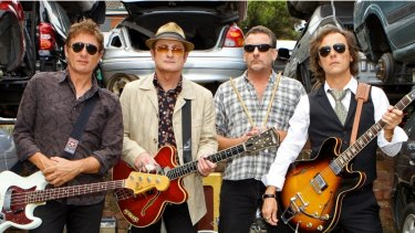 The Hoodoo Gurus kicked off the Great Southern Nights series of COVID-safe gigs subsidised by the NSW Government across the state.