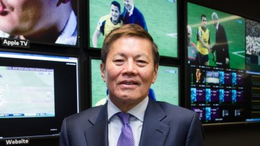 Optus CEO Allen Lew has blasted staff over the company's surge in complaints.