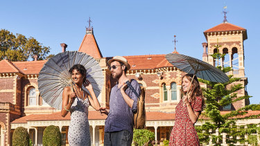 So Frenchy, So Chic moves to Rippon Lea this year.