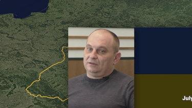MH17 shooting suspect  Leonid Kharchenko.