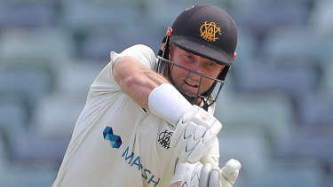 Shaun Marsh made it back-to-back Laurie Sawle medals after a strong season for Western Australia.