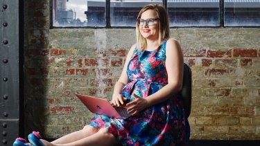 Sarah Moran, co-founder of Geek Girl Academy.