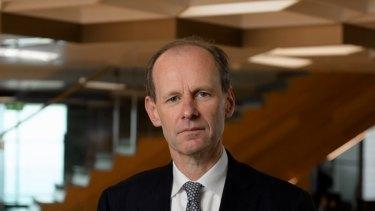 ANZ chief executive Shayne Elliott