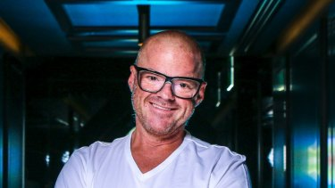 Heston Blumenthal's restaurants are owned in offshore tax havens.